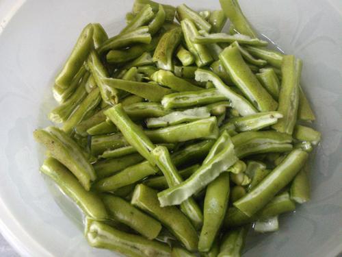 Recetas con habas frescas fuente de cido f lico cocina - Como cocinar judias verdes frescas ...