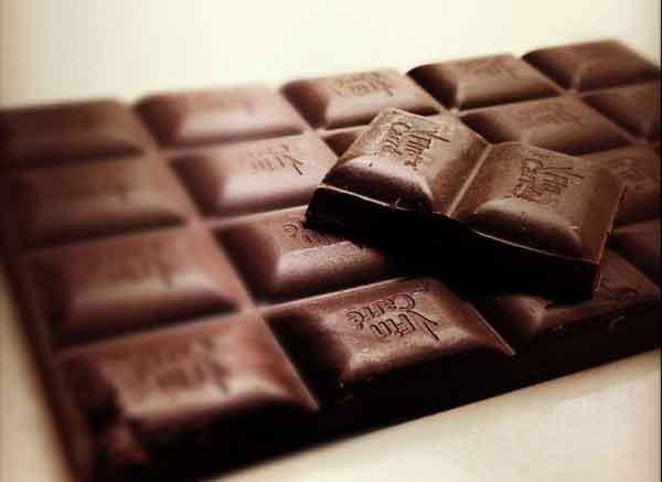 Tres recetas con chocolate