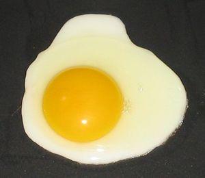 Huevos en camisa